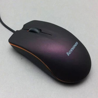 Retail mouse factory Lenovo M20 Wired Optical Mouse factory outlets USB 3D Optical Mouse Mice for Computer Laptop Free Shipping