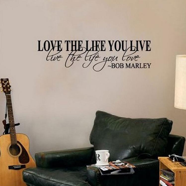 Leven citaat promotie winkel voor promoties leven citaat op - Kunst en decoratie kamer ...