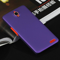 New Free shipping High quality Rubber Matte shell case for Alcatel One Touch Idol X 6040 6040A 6040D ultra thin slim cover