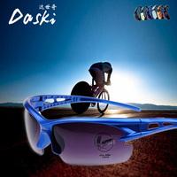 2014 Sunglasses Men Women Glasses Sport Sun Glasses Windproof Sand Glasses DSK708