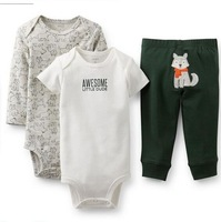 Carters fantasia baby romper boy girl Long sleeve clothing sets Spring and winter newborn roupas de bebe climbing infant clothes