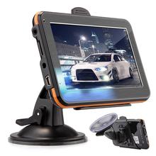 Car 4.3″ TFT Touch Screen GPS Navigation FM RAM 128MB 4GB+Europe Map Vehicle GPS