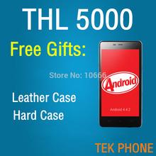 (Black Friday) Original THL 5000 SmartPhone THL5000 MTK6592 Octa Core 2.0GHZ Ram 2GB ROM 16GB 5.0inch FHD NFC 5000MAH(Hong Kong)