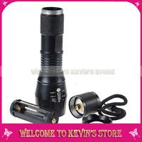 Powerful tactical flashlight pocket light self defense flashlight multifunction camping best cree led flashlight 5pcs/lot