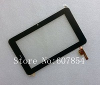 W283 7 inch tablet touch EST-04-0700-0893V1 190x113mm 12pin digitizer touch panel  free shipping