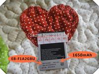 New 2014 Real Capacity EB-F1A2GBU 1650MAh EB-F1A2GBU battery For Samsung Galaxy S2 SII I9100 High quality battery 2pcs/lots