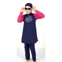 Girl muslim swimwear Child swimsuit islamic swimwear For little Girl Islamic Clothing