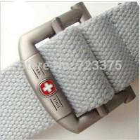 2014 south Korean new brand Men canvas belt,leisure fashion students joker wide belt,men's outdoor canvas Military Ladies' belt