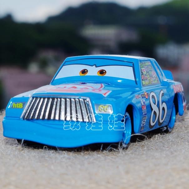100% TOMY/TOMICA ORIGINAL PIXAR CARS 2*METAL MODEL TOY CARS FOR KIDS*CARS-DINOCO CHICK HICKS(China (Mainland))