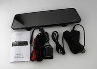 6000C HD 720P Night Vision Car DVR Allwinner F20 with G-sensor Motion Detection Camera Recorder Car Mirror Dash cam