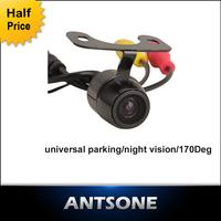 Universal Car Rear view Parking Camera car camera rear view camera,170 degree wide viewing reverse backup.HD Color Night Version