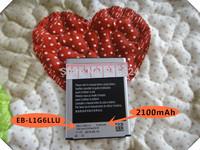 100% original 2100mAh EB-L1G6LLU Replacement original Battery for Samsung Galaxy Grand Duos i9082 i9080 batterie  50pcs/lot