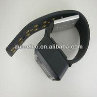 MT110 gps gsm tracker watch water proof mini bracelet tracker tamper alarm tracker