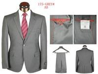 New 2014 High Quality Mens groom Suits With Pants  Fashion Wedding Suits For Men (Jacket + Pants) Big Size S M L XL XXL XXXL