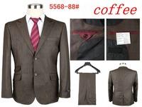New 2014 Mens Latest Coat Pant Designs Fashion Brand Wedding groom suit  For Men (Jacket + Pants) Large Size S M L XL XXL  XXXL
