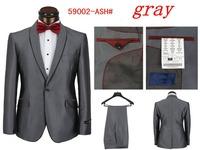 2014 Mens groom suit Latest Coat Pant Designs Fashion Brand Wedding Suits For Men (Jacket + Pants) Large Size S M L XL XXL  XXXL