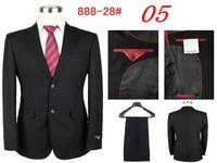 Free shipping latest style suit for men groom suit  (coat + pants) fashion top design suit size S M L XL XXL XXXL