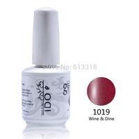 36pcs DHL free shipping uv gel nail  Gel nail Polish soak off uv gel nail (32colors+2top coat+2base coat)