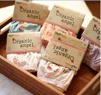 5 Pcs/pack Very Cute High quality 100% Cotton Baby Underwear Children Boys Girls Briefs BDT-386