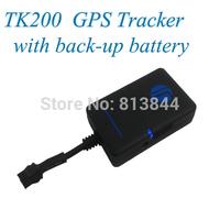 Free shipping 5pcs/lot gps tracker car gt06 gps gprs gt06 tk200 tk103 tk08 with back-up battery shock alarm