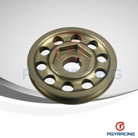 Racing Light Weight Aluminum For Civic EK9 Integra DC2 Type R Crank Pulley CTR