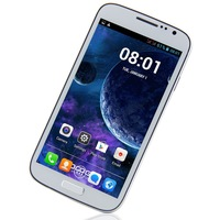Original Doogee DG300 mtk6572 dual core cell phones android 4.2 smartphone 5.0inch IPS screen 512MB RAM 4GB ROM 5mp camera White