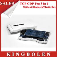 2014 High quality tcs cdp pro plus 3in1 wth led Multi-language 2013.3 version No bluetooth plstic box Free shiping