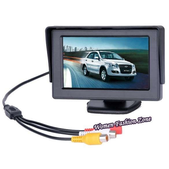 Авто и Мото аксессуары Car camera 4.3 TFT LCD DVD /traser 1397