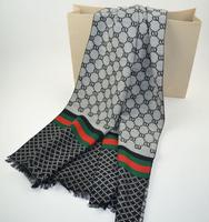 Brand Man Women Winter Scarf  Warm Wool Scarves for Women