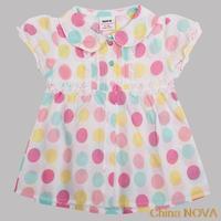 children sweater  children shirt brand ching printed polka dots hot summer baby girl cotton lower pepa minnie mouse