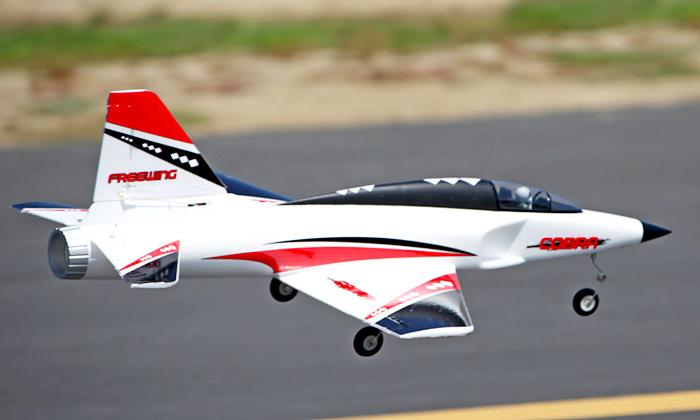 Jet Sports Racing rc Plane