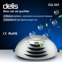 mini environmental car ozonizer air purifier with ozone output 5-10mg/h