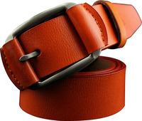 Man Genuine Leather belt Cowskin Belts for men Alloy Pin buckle 2 colors Brand designer Cinturon M223 Cintos New arrival