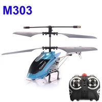 New Arrival M303 3.5CH Cheap RC Helicopters Radio Helicopter Remote Control Toys Brinquedos For Kids Blue Free Shipping