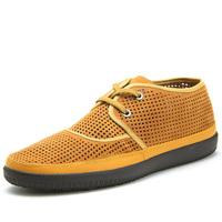 Free Shipping+ 2014 Summer Fashion Plus Size Men Shoes 100% Elegant Craft Leather Men Sandals Shoes Breathable Sneakers Men45-49