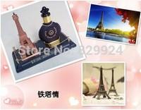 Free Shipping Liquid Car Perfume Base/ Paris Eiffel Tower Auto Perfume seat/ Vehicle Air Freshener