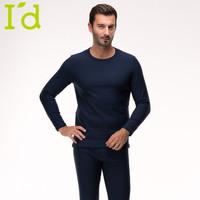 2014 Hot Sales 95% Cotton Thickening Men Long Johns Round Neck Elastic Plus Size Thick Thermal Underwear For Men (L-XXXL)