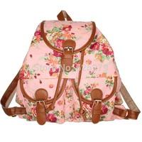 2014 Hot Sale!Fashion mochilas canvas women travel bags Vintage Casual women backpack New women school bags mochila