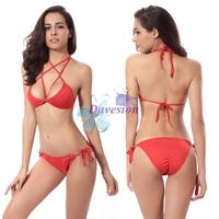 2014 New Arrival Brand Designer Light up Hips Sexy Push up Scrunch Butt Bikini set Swimwear Bathing Suit bikini victoria