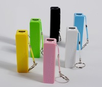 10pcs/lot Free Shipping 2600MAH Perfume mobile power Charger portable power bank power battery for Mobile Phone digital product