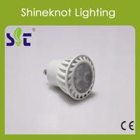 200pcs/lot Save Power GU10 LED Spotlight MR11 4W LED Bulb Epistar White Warm White  86-265v D35*H46 50g/pcs
