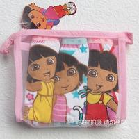 Baby kids Girls Dora panties underwear 3 pack Cotton Briefs Undies Knickers for Girls
