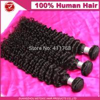 peruvian virgin hair curly virgin hair 4 bundles unprocessed virgin Peruvian hair curly hair weave no shedding and no tangle