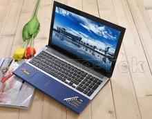15.6 inch Laptop Computer Celeron 1037U 4G RAM 640G HDD with DVD Burner WIFI Bluetooth Webcam(China (Mainland))