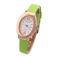 Vintage Watches Analog Vintage Oval Table Analog Quartz Watch Dress women Wristwatches Montre Femme Fashion watch New 2014 Cheap