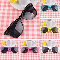Sugar Color Vintage Retro Unisex Sunglasses Colorful Eyeglasses Fashion Stylish Eyewear ZMPJ111#S2