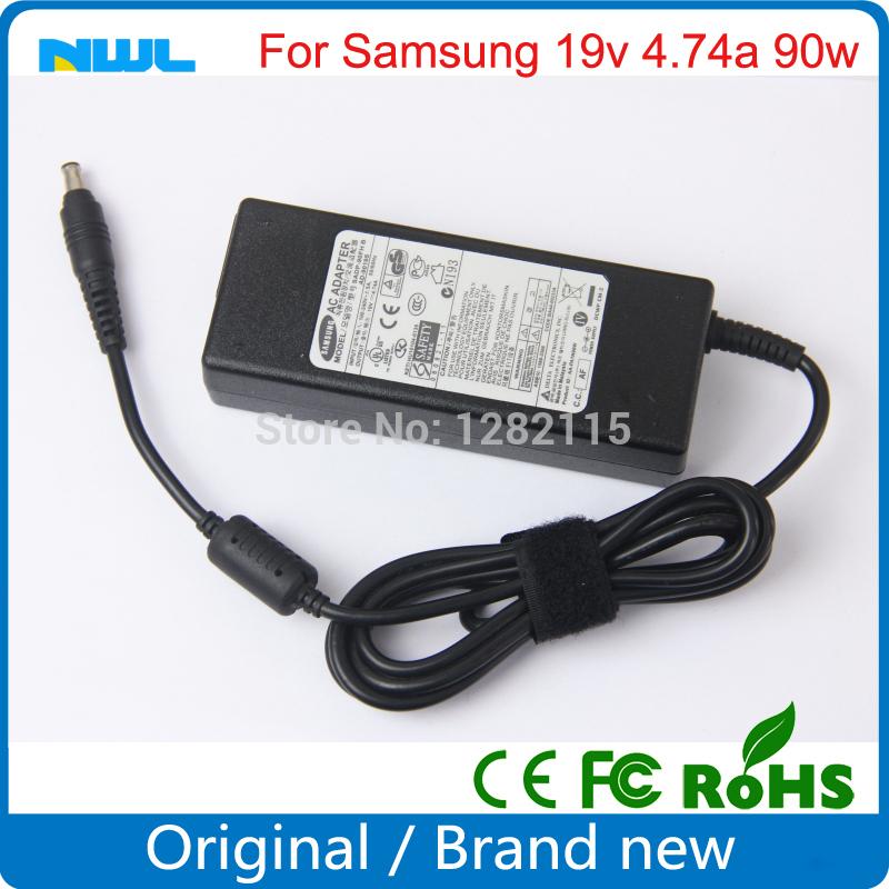 все цены на Адаптер ноутбука For Samsung 100% AC Samsung 19v 4.74a 90w sadp/90fh B /9019s SADP-90FH B, AD-9019S онлайн