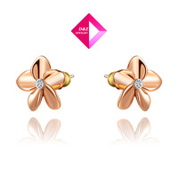 D&Z fashion new arrival,Exquisite gold-plated earrings,Birthday gift Earring series