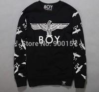 New 2015 winter autumn Boy London sweatshirt men women Eagle hip hop casual hoodies brand printed sportswear