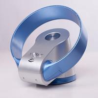 2014 hot sell 12 inch bladeless fan free of noise